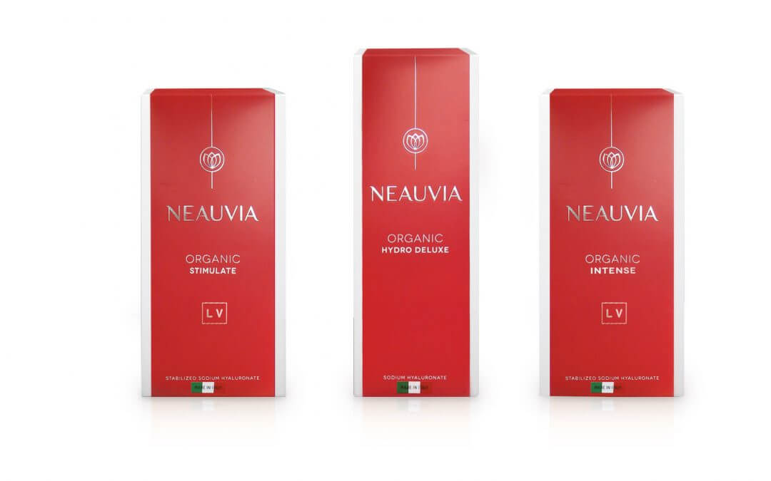 Exciting offers and news – new Neauvia Organic Dermal Filler!