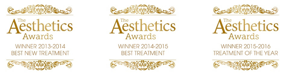 Winner of The Aesthetics Award 2013-2016