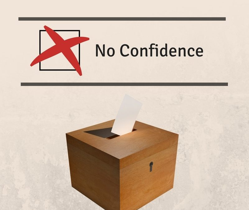 A vote of 'no confidence' for trainers of non-medical Beauticians.