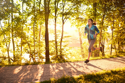 Exercise is beneficial for skin health too!
